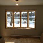 New bow window